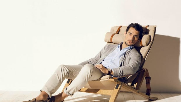 Massimo Dutti  Lookbook March 2013  (9)