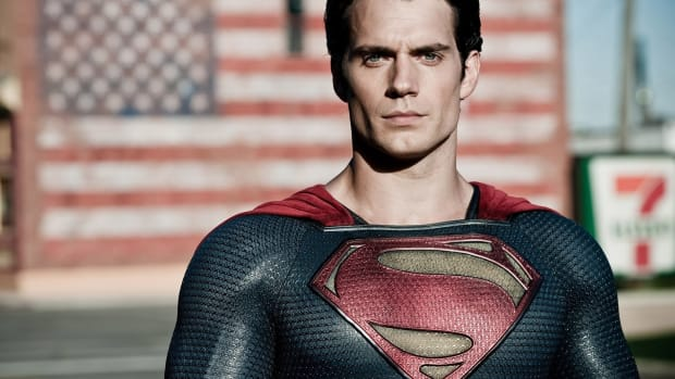 Man of Steel America
