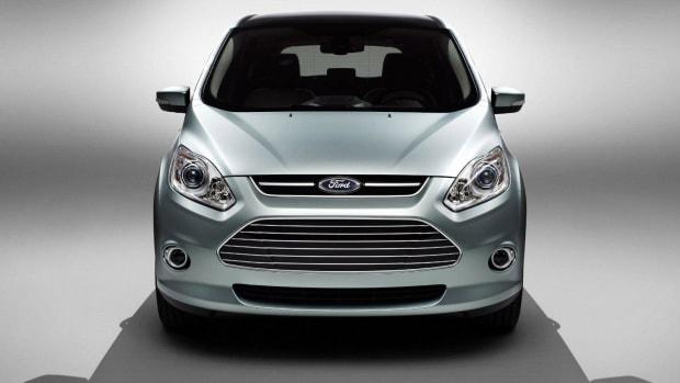 Ford C-MAX Energi 2014