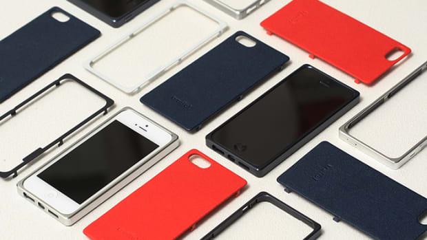 Truffol Luxury Signature iPhone 5 Case