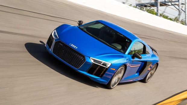 2017 Audi R8 V10 plus--2292
