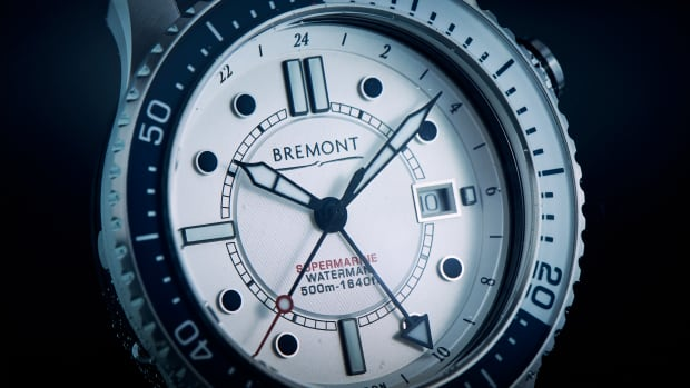 Bremont Waterman 6
