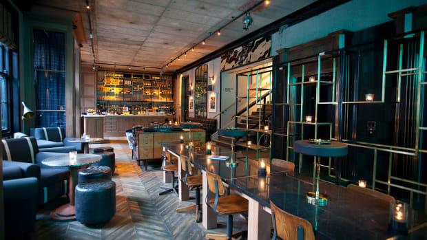 The Dean Bar 1