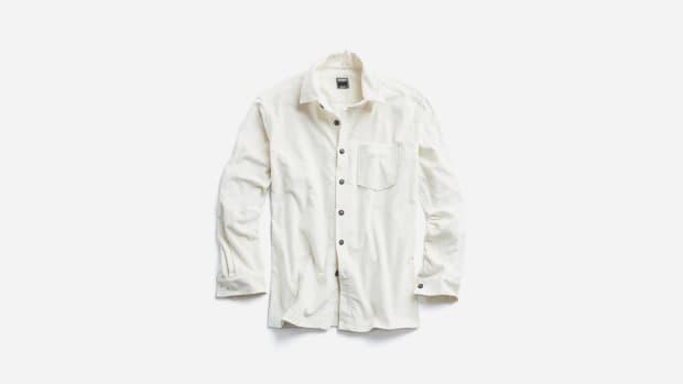 bca285bd263 Buck Mason s Lightweight Denim Shirt Has Style for Miles - Airows
