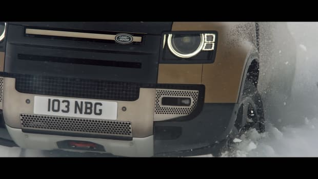 2020 Land Rover Defender Launch Video