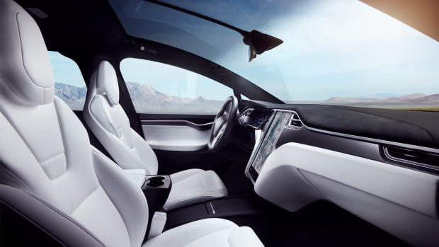 MX White Interior - Desert