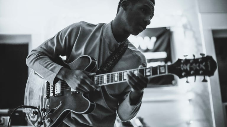 #NowPlaying: An Up-And-Coming Soul Singer That'll Remind You Of Sam Cooke