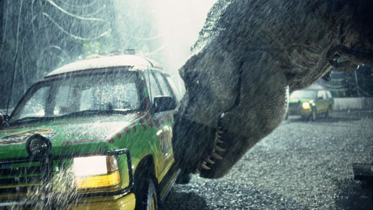 17 Things You Didn't Know About 'Jurassic Park'