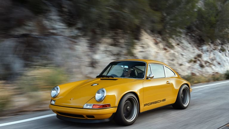 Orange Crush: Check Out This Unbelievably Impressive Custom Porsche 911