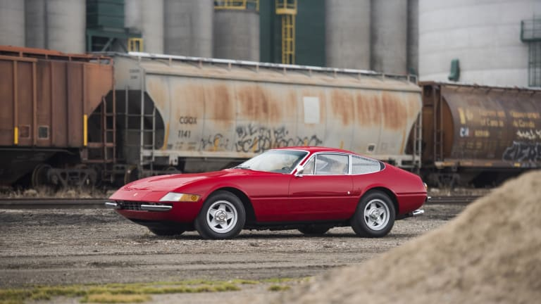 Car Porn: An Incredible 1968 Ferrari 365 GTB/4 Daytona