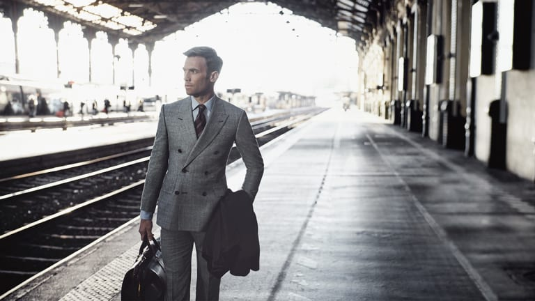 Want To Look Like A Dapper Secret Agent? Replace Your Entire Wardrobe With This Brand