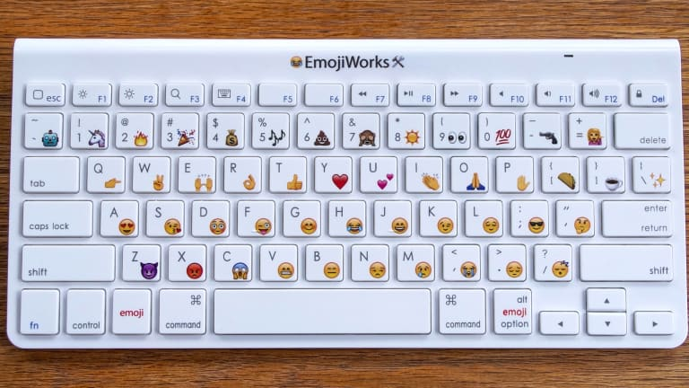 There's Now An Emoji Dedicated Keyboard