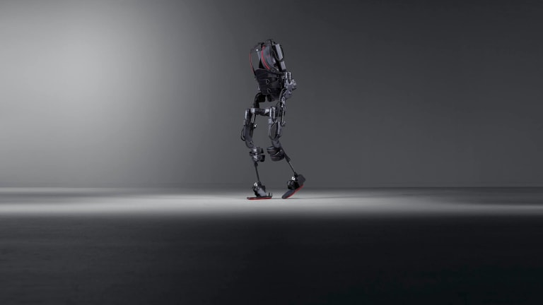 Watch Tony Stark-Esque Technology Help People Walk Again