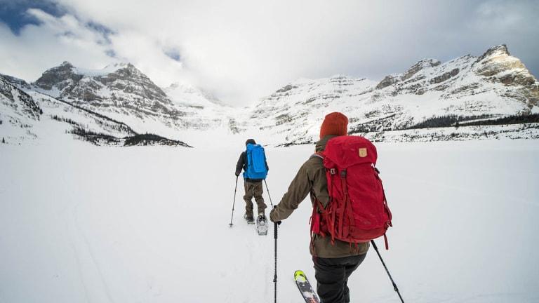 Vintage Land Cruiser + Swedish Ski Bunnies + Canadian Rockies = Incredible Trip