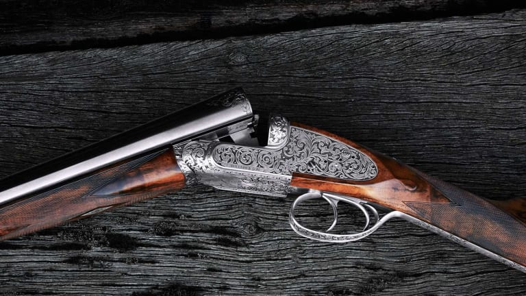 The Beautiful 18 Month Process of Making a Bespoke Shotgun