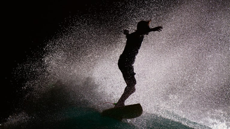 This Ultra Slow Motion Surf Video Is So Cool