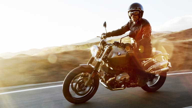 10 Stunning Photos Of BMW's New R nineT Scrambler