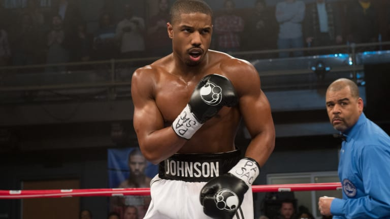 Watch Michael B. Jordan Get Knocked Out For Real While Filming 'Creed'