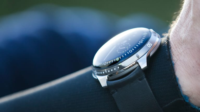 Ressence's Type 5 Watch Is A Tour-De-Force Of Beautiful
