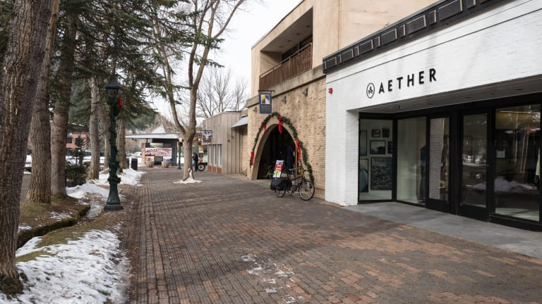 Inside AETHER's Gorgeously Designed Aspen Ski Shop