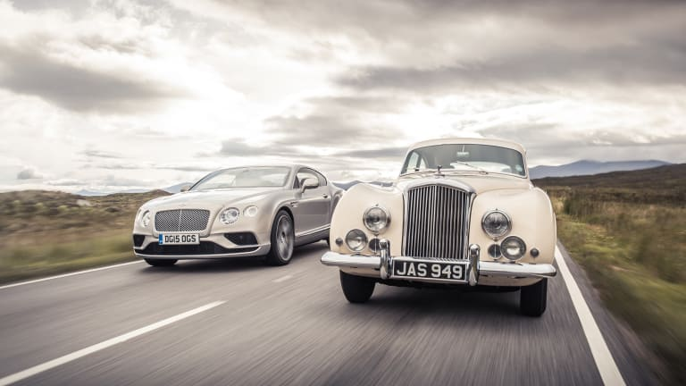 Cool Video Celebrates 60 Years Of The Incredible Bentley Continental