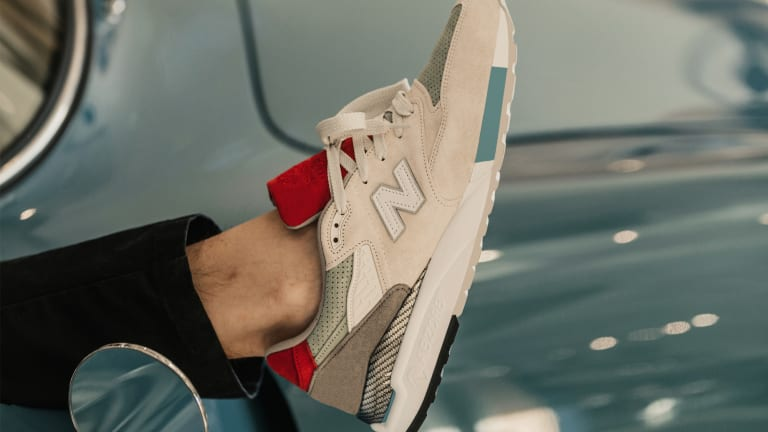 Cool Automotive-Inspired Sneakers From New Balance