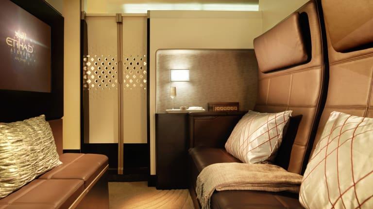 A Look At Etihad Airways' Insane $32,000 3-Room Suite