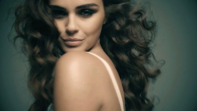 Watch Xenia Deli Seductively Dance Around In Her Underwear