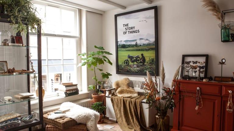 Inside an Amazing Amsterdam Apartment Designed by Scotch & Soda