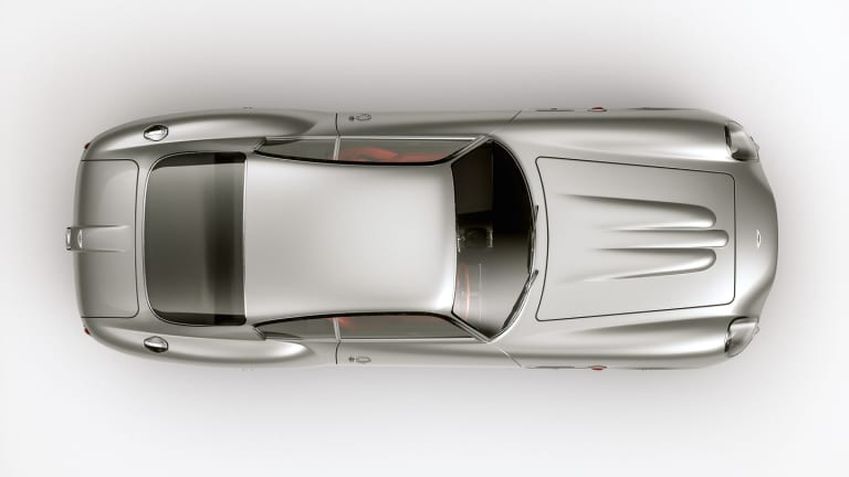 Digital Artist Perfectly Recreated An Aston Martin DB4 Zagato With CGI