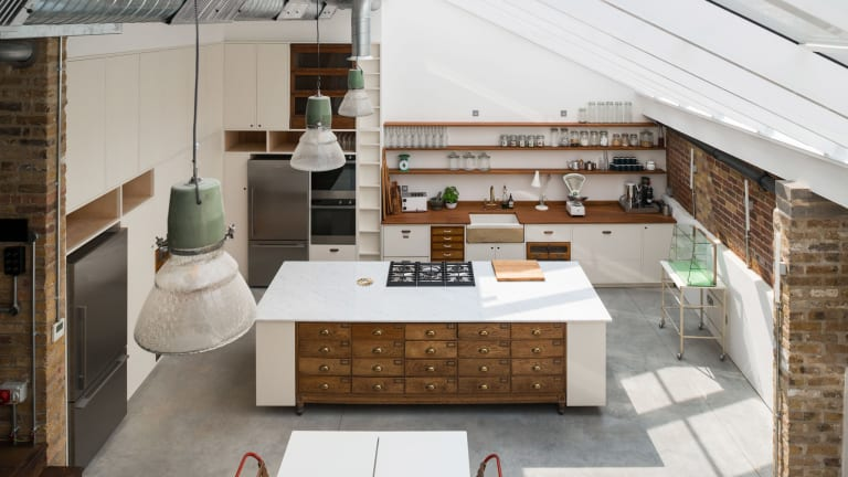 This Might Be The Coolest Kitchen On The Planet