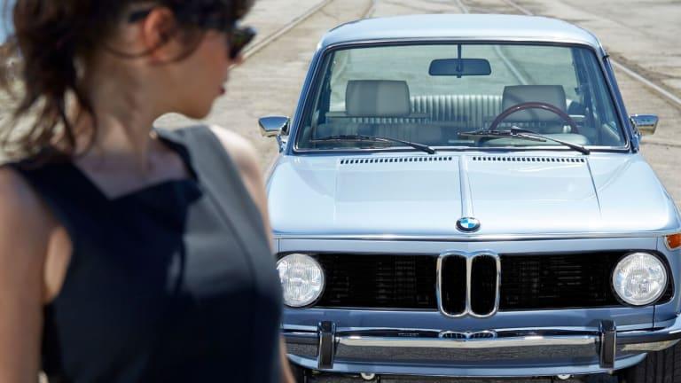 Car Porn: 1974 BMW 2002