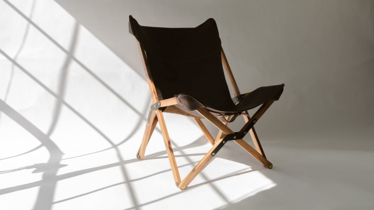 Cool Handcrafted Chair Inspried By South African Explorers