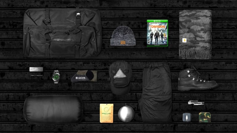 Win This Epic Survival Bag From 'Tom Clancy's: The Division'