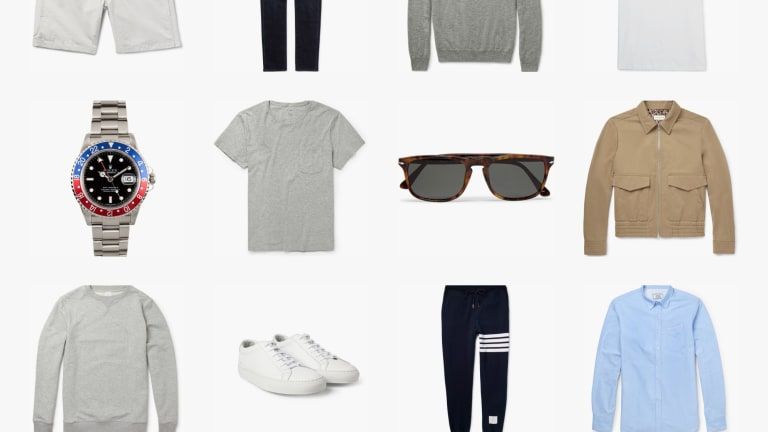 12 Casual Essentials Every Man Needs In His Wardrobe