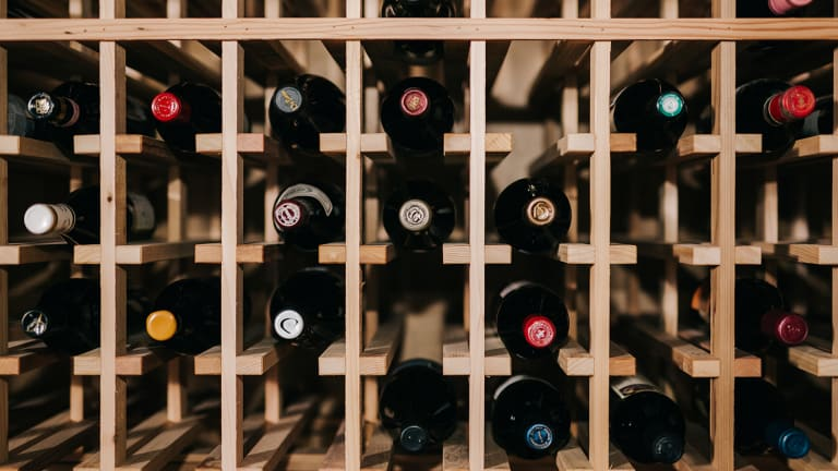 This Prefab Wine Cellar Is Stunning