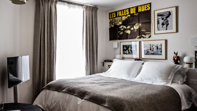 Paris' Le Pigalle Is A Perfectly Designed Hotel