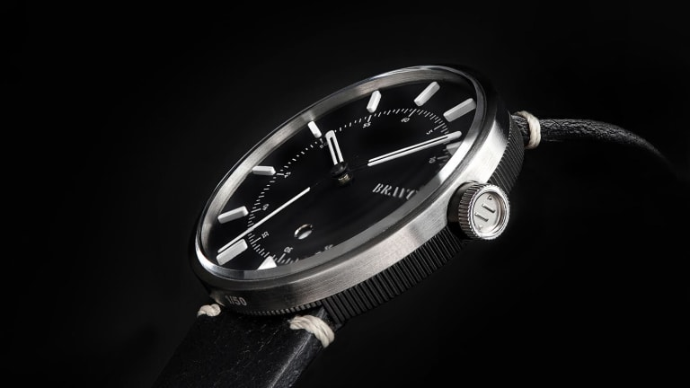 Upgrade Your Wrist With This Limited Edition Masterpiece From Bravur