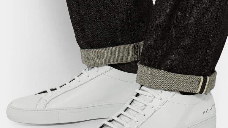 These Common Projects Sneakers Are Subtly Special Edition