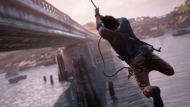 'Uncharted 4' Video Game Trailer Is Better Than Most Movie Trailers