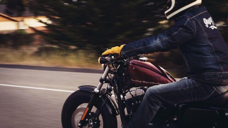 A Magical Motorcycle Ride Through California