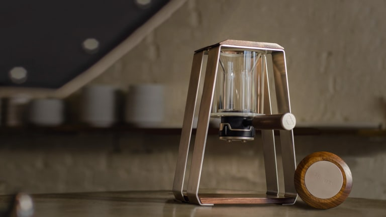 Meet the World's Sexiest Coffee Maker