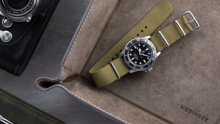 Hodinkee Just Launched The Ultimate Online Shop For Men