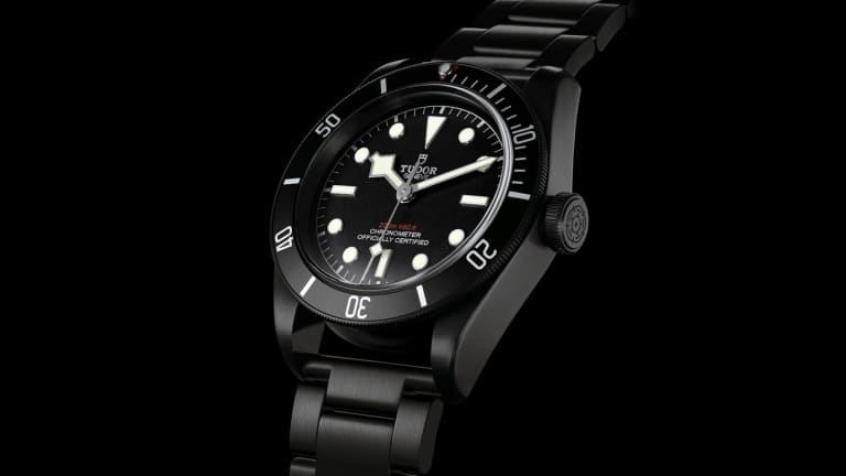 This All Black Everything Tudor Is Calling Your Name