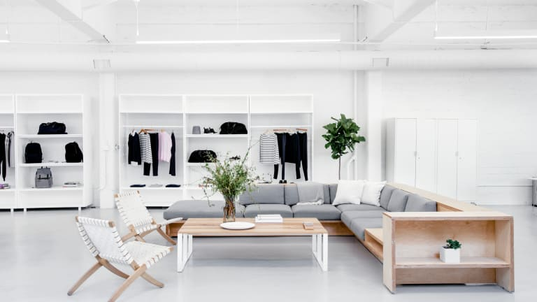 Inside Everlane's San Fransisco Headquarters