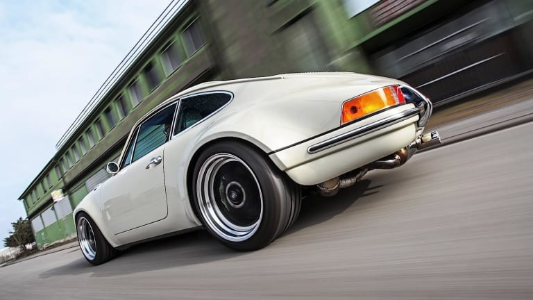 This Resto-Mod Porsche 911 By KAEGE Is Full-Throttle Stunning