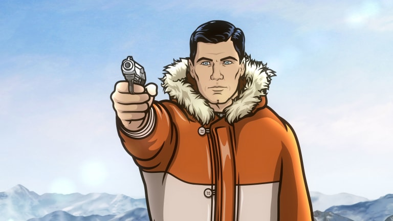 Super Spy Sterling Archer Brilliantly Reviewed Every James Bond Film