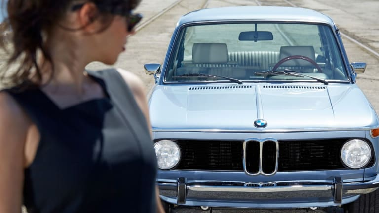 This Video Will Make You Want A BMW 2002