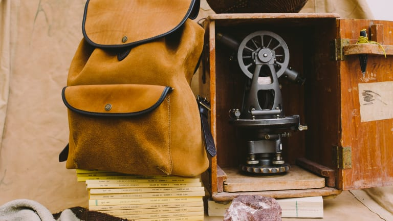 Filson's Rugged Suede Collection Is All Kinds Of Cool