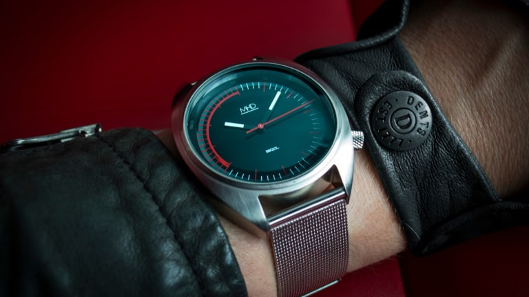 These Customized Seiko Watches By An Automotive Designer Are Amazing